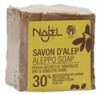 Najel 30%月桂油 敍利亞阿勒頗手工古皂 Aleppo Soap 200g